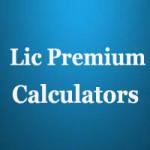 Lic Premium Calculators